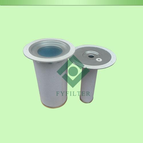 Pleated Microglass Media Millennium Filters EPPENSTEINER MN-20005H20XLA000P Direct Interchange for EPPENSTEINER-20005H20XLA000P